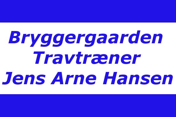Travtræner Jens Arne Hansen