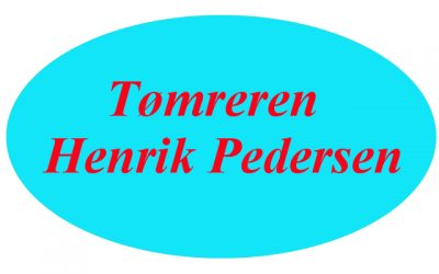 Tømren Henrik Pedersen